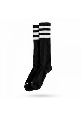 """Calcetines American Socks """"Back in black"""" knee high"""