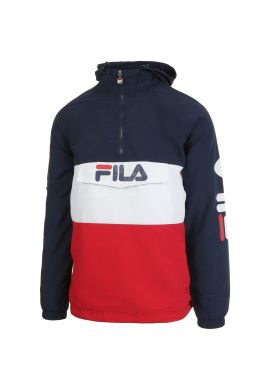 "Cortavientos FILA ""Ladislaus"" navy / white / red"