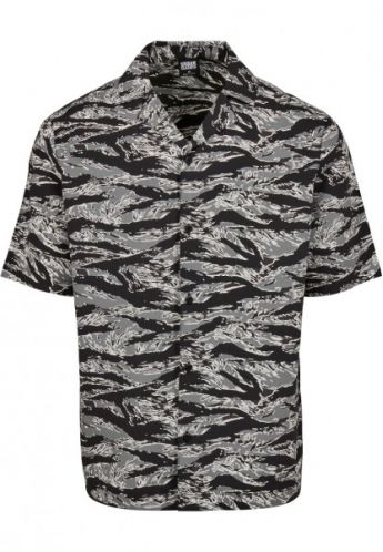 "Camisa URBAN CLASSICS ""2735"" Pattern Resort"