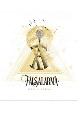 """Disco FALSALARMA """"Oro y Arena"""""""
