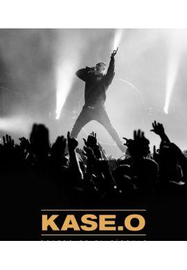 """KASE O """"Dentro del Círculo"""" 2CD + 2 Blu Ray"""