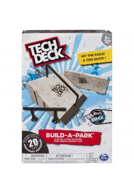 "Rampa Tech Deck Fingerboard ""Build a park"" 1"