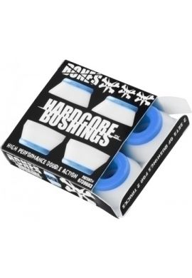 BONES BUSHINGS Hardcore SOFT white/blue