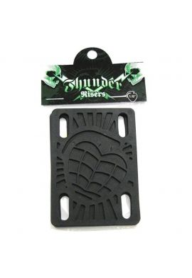 Riser Pad THUNDER 1/8 (Elevador para tabla Skateboard)