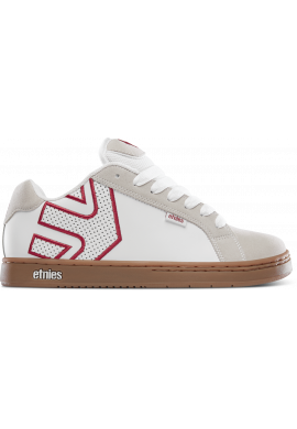 "Zapatillas ETNIES ""Fader"" white tan"