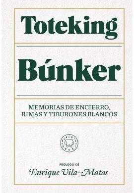 """Libro TOTE KING """"Bunker"""""""