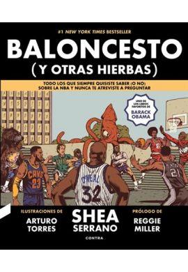 """Libro """"Baloncesto y otras hierbas"""""""