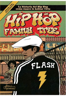 Hip Hop Family Tree Volumen 1