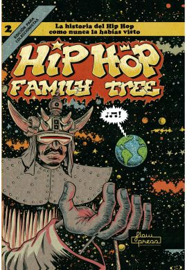Hip Hop Family Tree Volumen 2