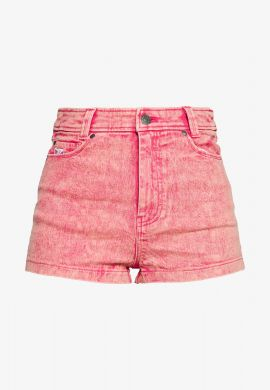 "Shorts chica KARL KANI ""Retro"" red"