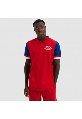 "Polo ELLESSE ""Costa"" red"