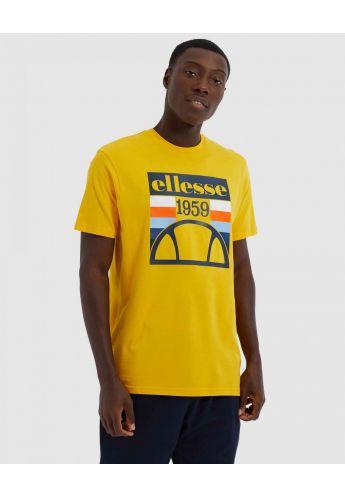 "Camiseta ELLESSE ""Pirozzi"" yellow"