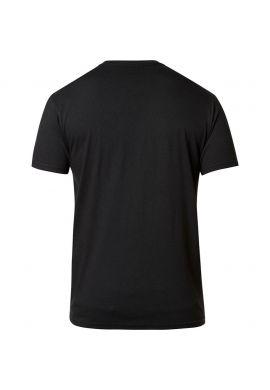 "Camiseta FOX ""Drifter"" black / fluor green"