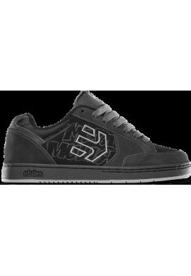 """Zapatillas ETNIES """"Metal Mulisha Swivel"""" black grey"""