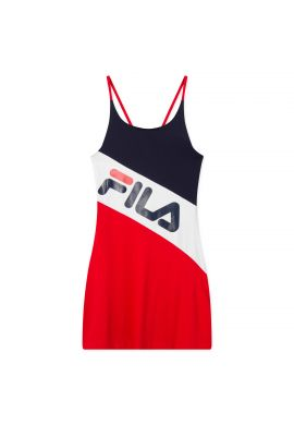 "Vestido chica FILA ""Mekky"" navy/red/white"